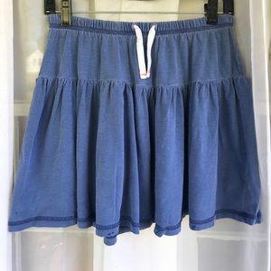 Cotton flowy skirt